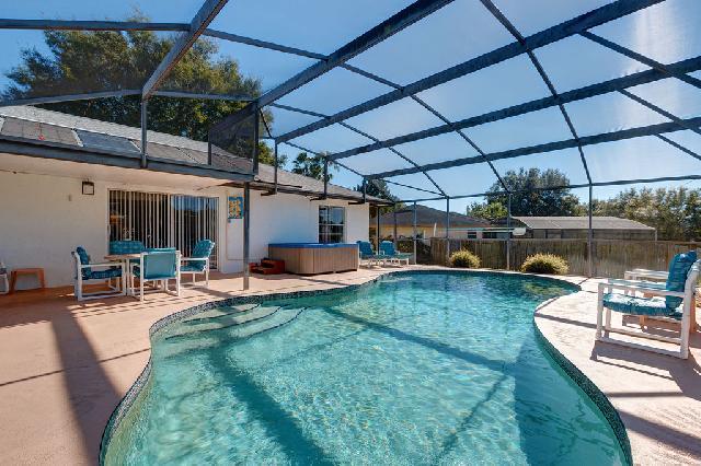 Luxury Vacation Villa Inr3201 In Indian Ridge Orlando